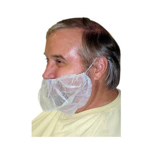 Hospeco DA-BC100 Sleeve and Beard Polyethylene Cover (500 per Case) by Hospeco