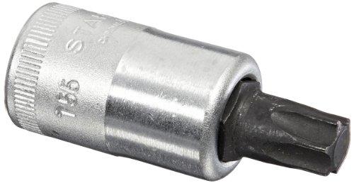 Stahlwille 54TX-T55 Steel Male Torx Screwdriver Socket, 1/2