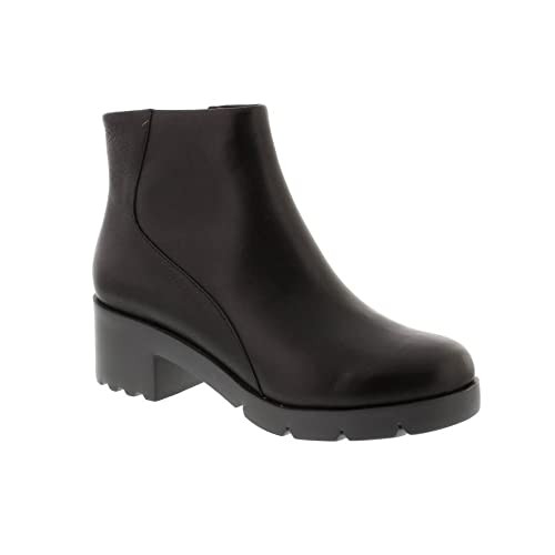 21bffcc9f8884 Botin CAMPER K400228-002 Wanda Negro 36 Negro  Amazon.es  Zapatos y  complementos