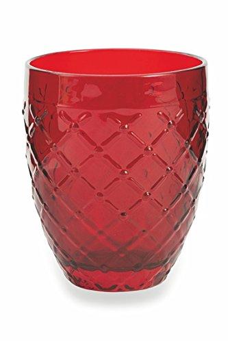 Villa dEste Home Tivoli Rombi Set of 6/Water Glasses Multicoloured