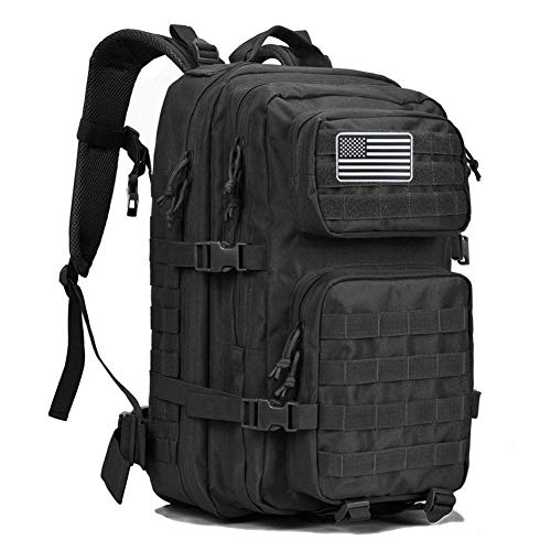 621bad77ef4bf G4Free Military Tactical Backpack Large Army 3 Day Assault Pack Molle Bug  Out Bag Backpack Rucksacks