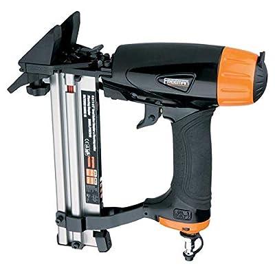 Freeman PFBC940 4-in-1 18 gauge Mini Flooring Nailer/Stapler Ergonomic & Lightweight Pneumatic Flooring Nail Gun with Tool-Free Quick Release Latch