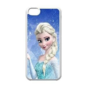 iPhone 5c Cell Phone Case White elsa frozen queen illus filmt disney art GY9084254