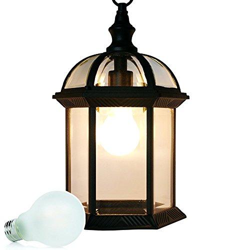 Contemporary Exterior Pendant Lighting