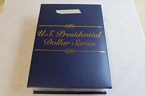 Genuine ~JSD LLC 2007-2010 U.S Presidential Dollar Series (CC1672)