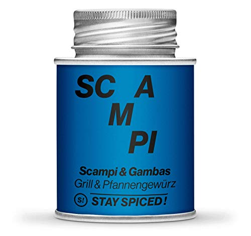 Scampi Gambas Gewützmischung von STAY SPICED!