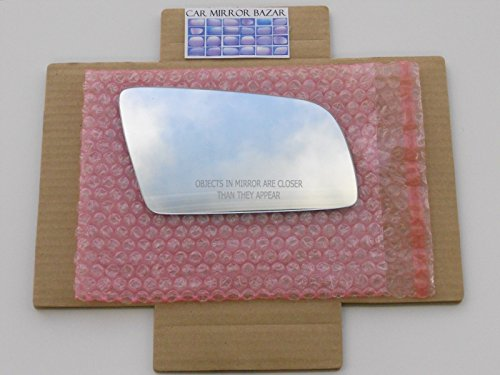 HEATED Mirror Glass with BACKING PLATE for BMW E60 E61 E63 E64 Passenger Side View Right RH