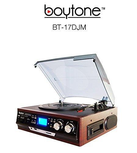 boytone-bt-17djm-c-3-speed-stereo-turntable-2-built-in-speakers-digital-lcd-display-am-fm-usb-sd-aux