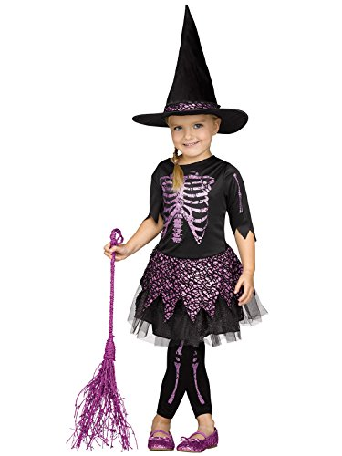 Fun World Skele-Witch Toddler Costume