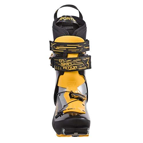 La Sportiva Solar Black/Yellow, Botas de fútbol Hombre