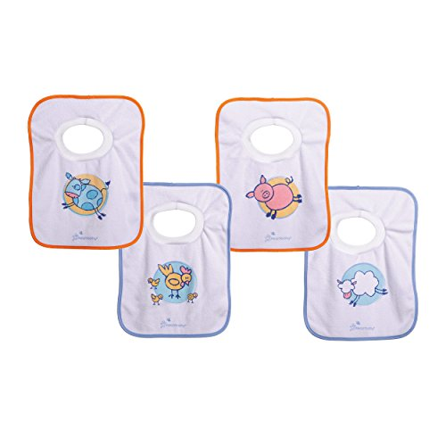 Dreambaby Terry Cloth Pullover Bibs product image