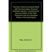 The New Oxford Annotated Bible with the Apocrypha, Revised Standard Version, Expanded Ed.: College Edition