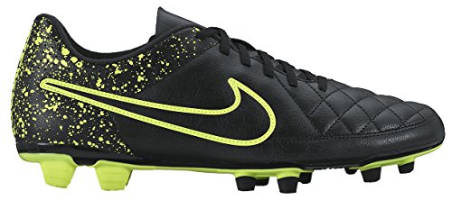 Nike Men's Tiempo Rio Ii Fg Football Boots Black / Green (Black / Black-volt) mRMsO1