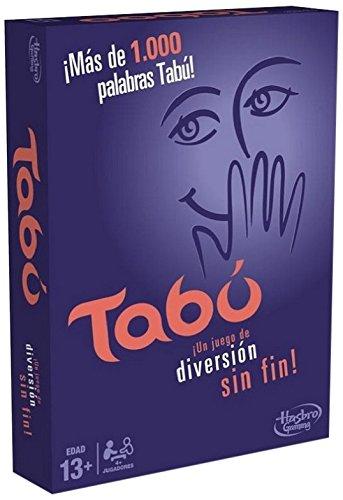 Games Tabú Hasbro A
