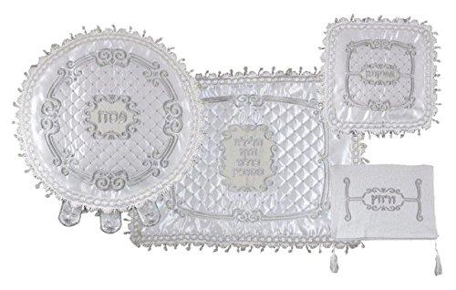 A&M Judaica 62328 Passover Matzah44; Afikoman & Pillow - Set of 4 by A & M Judaica