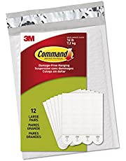 Command Large Picture and Frame Hanging Strips