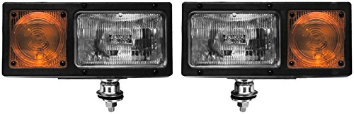 Peterson Snow Plow Light Kit Headlight Turn Signals Truck Pickup by Peterson Manufacturing
