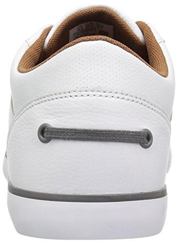 Mens Lacoste Bayliss Vulc 317 1 Sneaker Bianco