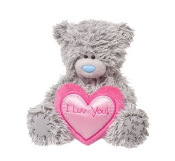 amazon com douglas cuddle toys 6 plush tatty teddy love bear with