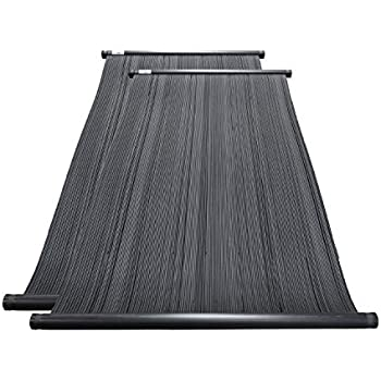 Highest Performing Design (2-Pack) Universal Solar Pool Heater Panel Replacement (4' X 12' / 1.5