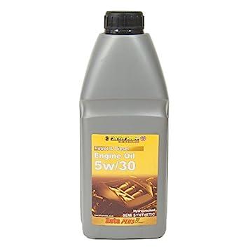 Silverhook Aceite de Motor semisintético SHLKP1, 5W30, 1 l: Amazon.es: Coche y moto