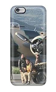 High Impact Dirt/shock Proof Case Cover For Iphone 6 Plus (aircraft) wangjiang maoyi
