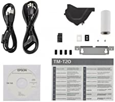 Epson TM-T20 (001) - Impresora térmica de Recibos: Amazon.es ...