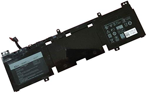 Binger New N1WM4 2VMGK Replacement Laptop Battery Compatible with Dell Alienware 13...