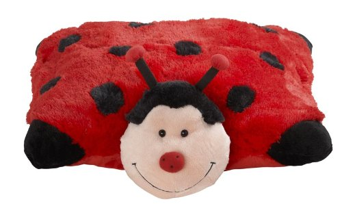 My Pillow Pets Miss Lady Bug 18''