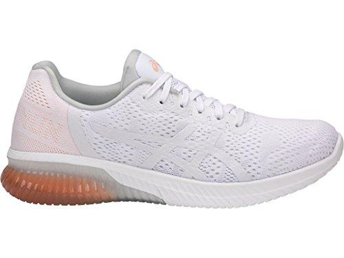 T888N Gel Running Ice Kenun Women's Shoes ASICS Apricot White White MX 6YZgWn11