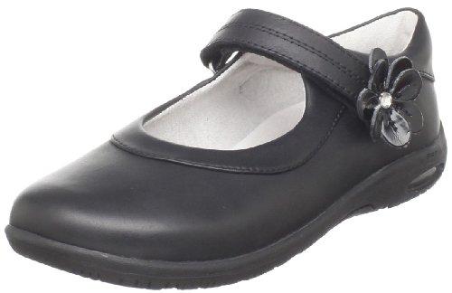 Stride Rite SRT PS Trista Mary Jane (Toddler/Little Kid),Black Leather,11.5 M US Little (Toddler Girls Black Leather)
