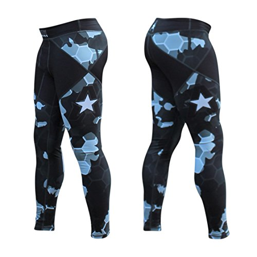 Anthem Athletics - 10+ Styles - HELO-X Grappling Spats Compression Pants Tights - BJJ, MMA, Muay Thai - Snow Hex Camo 2.0 - Large