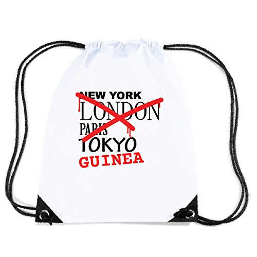 JOllify GUINEA Turnbeutel Tasche GYM4682 Design: Graffiti Streetart New York 3zVsk6NZ0