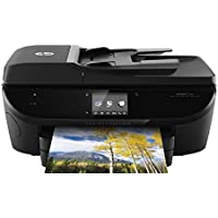 HP ENVY 7640 E All-in-One InkJet Printer (Certified Refurbished)