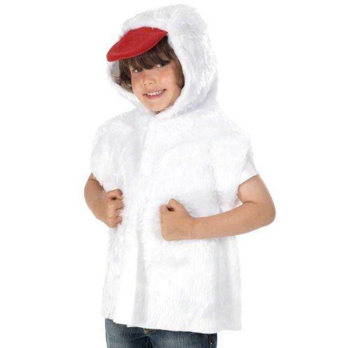 Duck T-shirt Style Costume for Kids