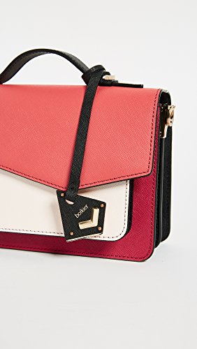 Botkier Bag Colorblock Body Hill Poppy Women's Cross Cobble Xq4xSwXpr