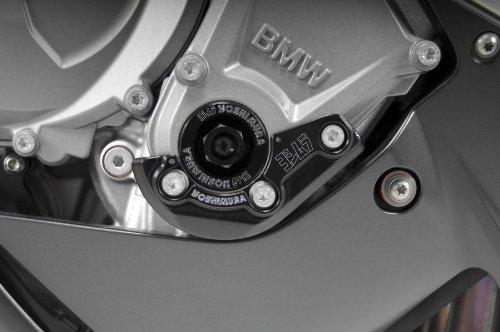 Yoshimura Case Saver Kit Aluminum Black Kawasaki ZX-10R 2011 -