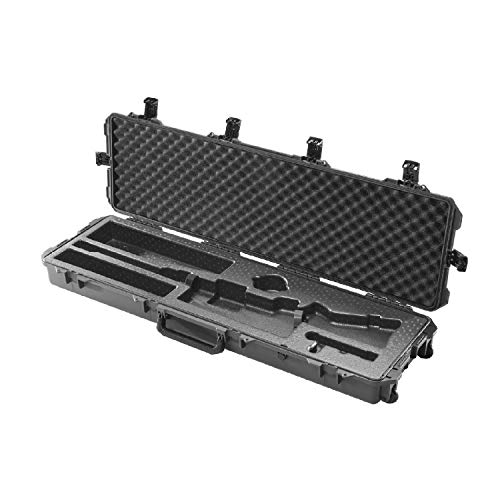 Waterproof Case (Dry Box) | Pelican Storm iM3300 Rifle Case With Foam (Black)