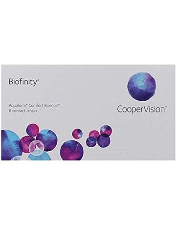 a4141dda28 Biofinity - Lentes de contacto esféricas mensuales (R 8.6 / D 14 / -2.75