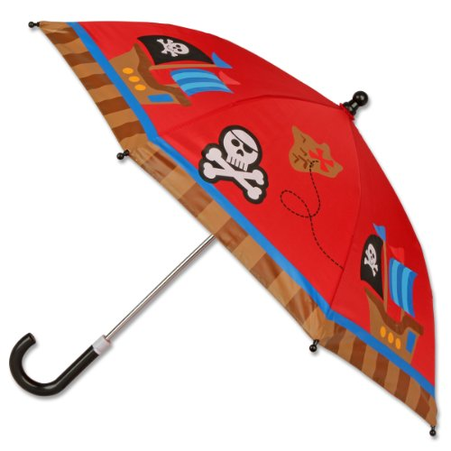 [Stephen Joseph Umbrella, Pirate] (Pirate Coat For Sale)