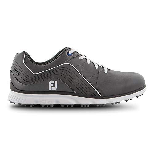 Footjoy Herren Pro/Sl Golfschuhe, Weiß Grau, 0 EU