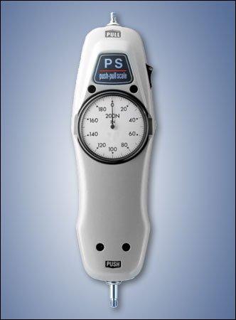 PS-20 High Precision Mechanical Force Gauge, Capacity: 20 lbf by Imada