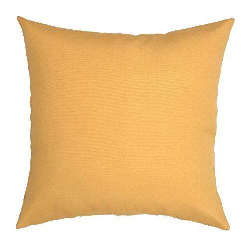 Do4U 320g Thick Fiber Waterproof Throw Pillow Case Cushion C