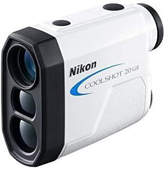 Nikon Coolshot 20 GII - Telemetro Laser, 5-730 Metros