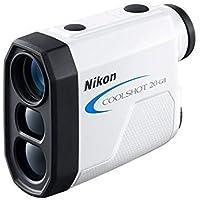 Nikon Coolshot 20 GII Laser Rangerfinder, White