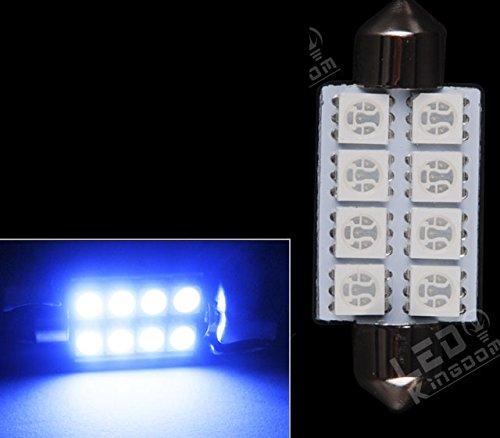Blue Led Dome Light Bulb - 6
