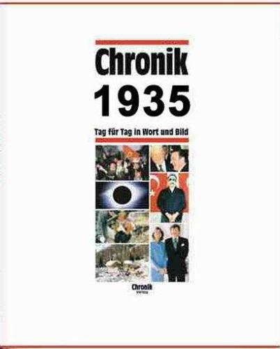 Chronik, Chronik 1935