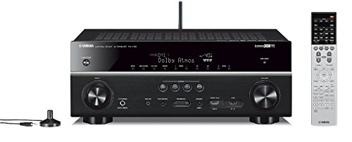 Find a Yamaha RX-V781BL Receiver (Black) + Klipsch HDT-600 Home Theater System Bundle