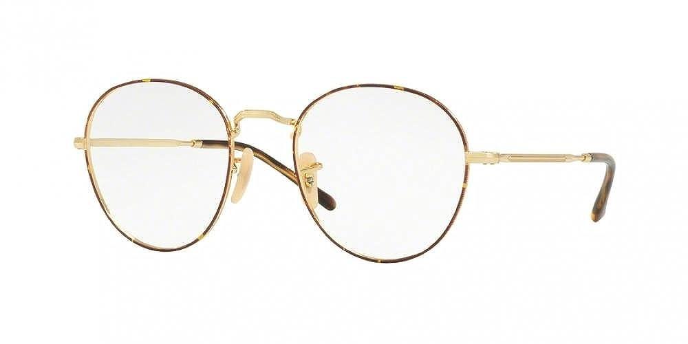 RB Unisex RX3582V Eyeglasses /& Cleaning Kit Bundle