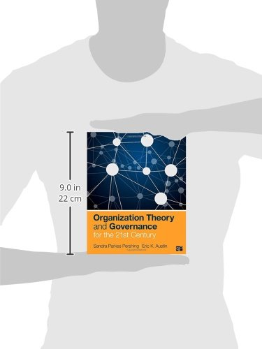 Organization Theory and Governance by CQ Press
